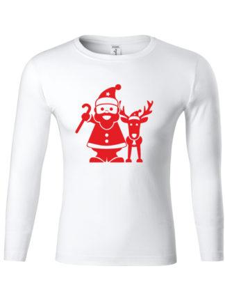 Pánske Vianočné Tričko V.