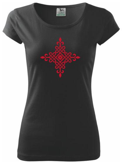 Dámske tričko SLovenské Ornamenty II 2