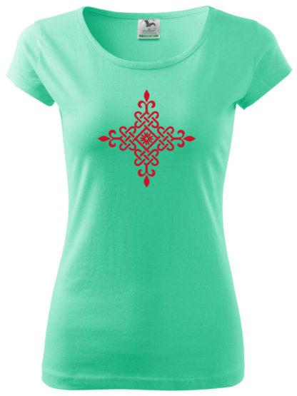 Dámske tričko SLovenské Ornamenty II 3