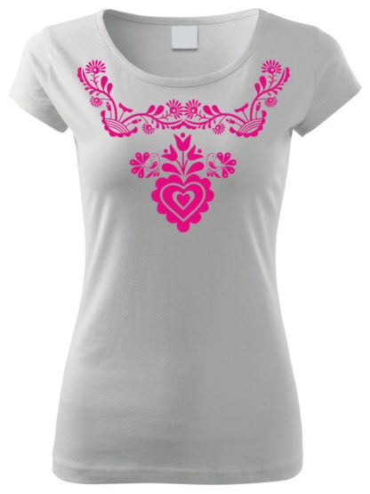 Dámske tričko Slovenské Ornamenty III 3